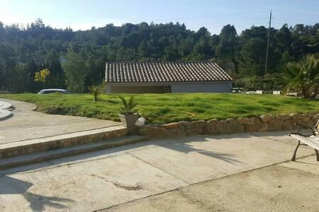 Gîte calme au cœur des Corbières - Montséret