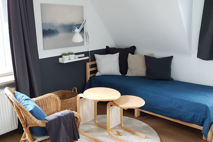 Tolles individuelles kleines City-Appartment
