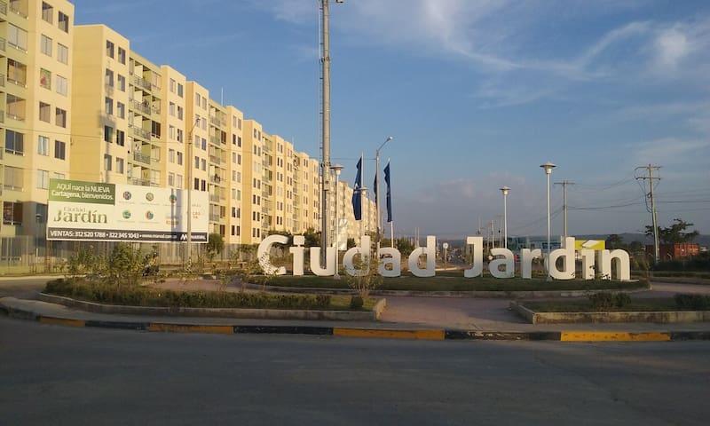 ven a conocer mi ciudad - Cartagena - Appartement