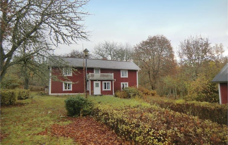 Holiday cottage with 3 bedrooms on 150m² in Vetlanda