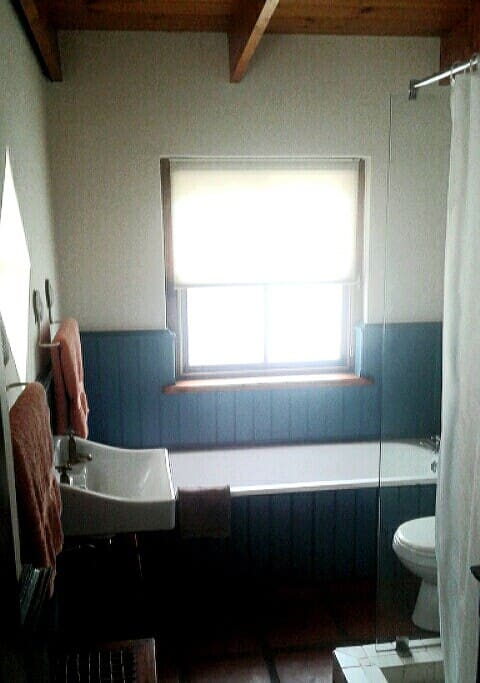 Guest's en-suite bathroom