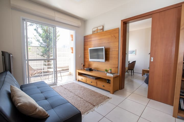 Charming apartment, fully equiped and confortable.