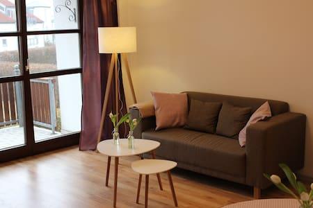 Zentral gelegene und gemütliche Wohnung - Rain - Byt