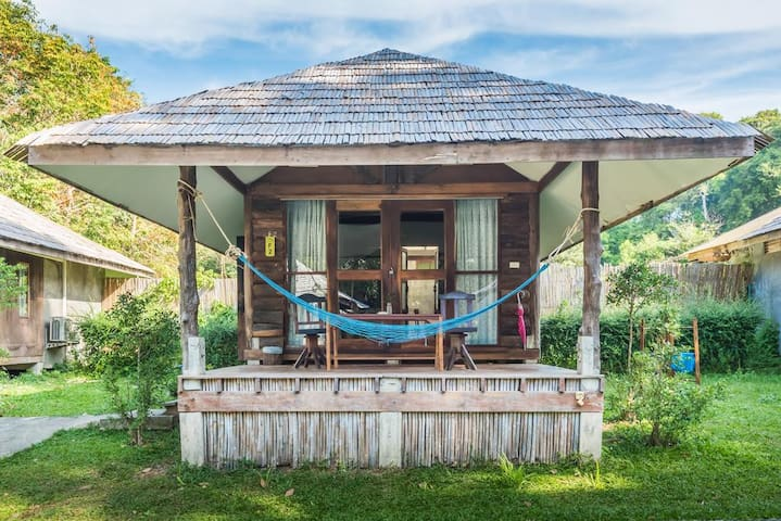 Cozy Bungalow with Fan Koh Kood Island