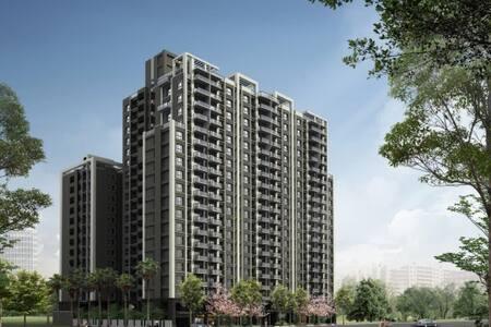 賈伯斯簡約風小窩 - Zhubei City - Apartamento