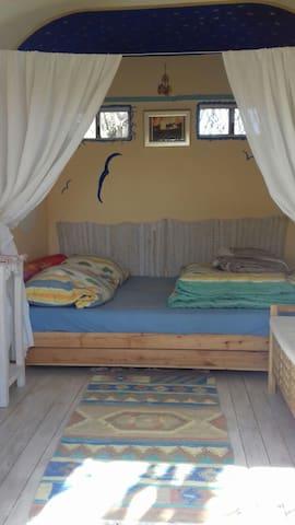 französisches Bett (140cm)