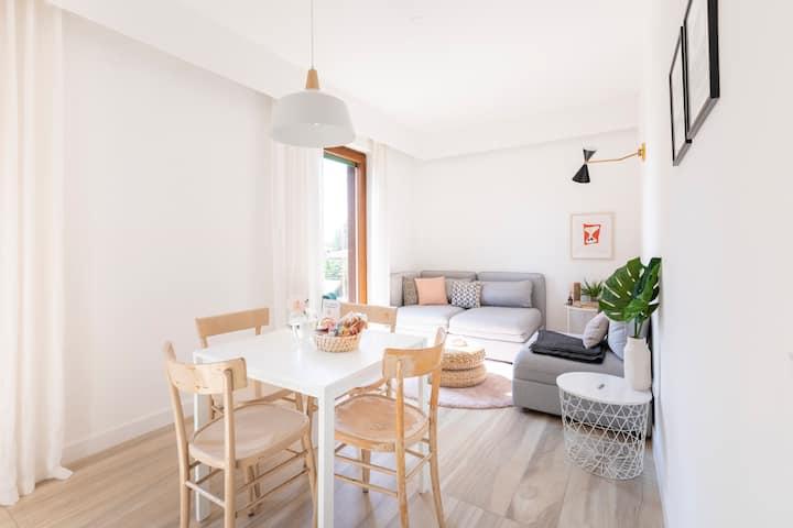 Appartamento 14 10 | stylish flat with balcony