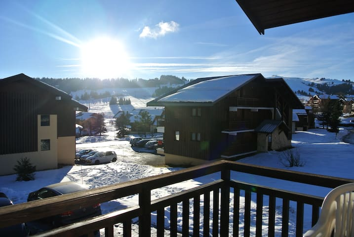 Appartement sports d'hiver - Hauteluce - Apartment