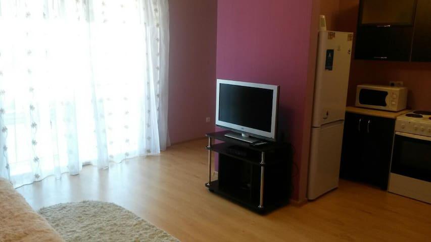 Студия в Европейском - Tyumen' - Apartamento