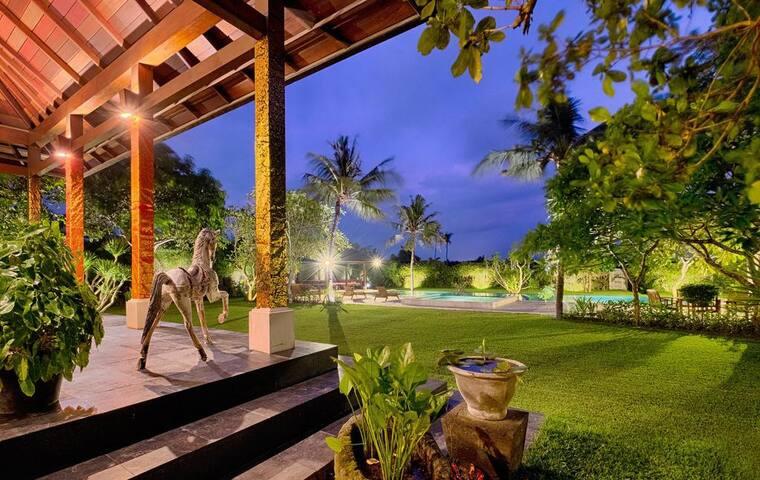 5BR Quite & Peaceful Large Private Villa