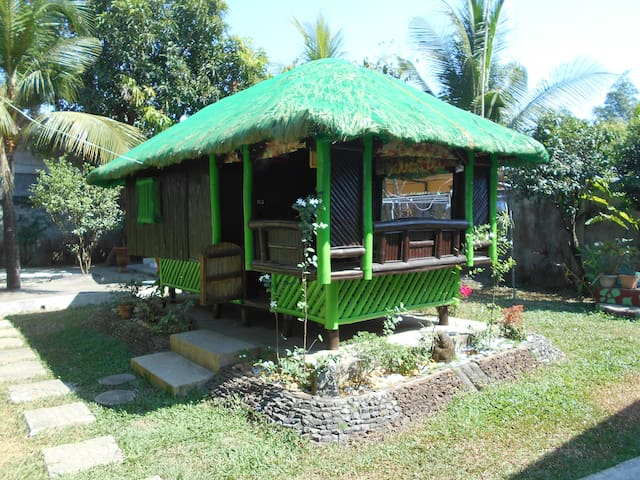 Cozy Bahay Kubo; Safe and Fun Experience