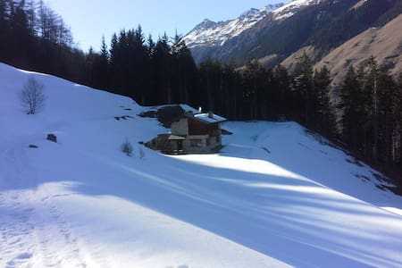 Chalet nel bosco - Grosotto