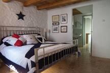 2nd floor double bedroom. 6ft wide bed