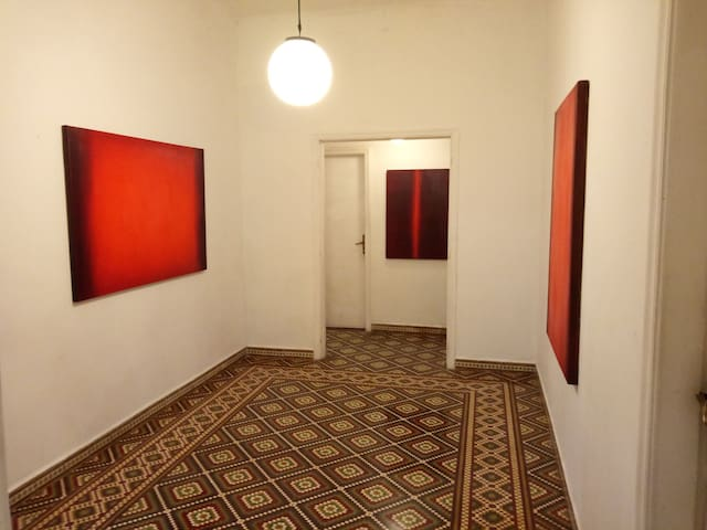 Art space in the heart of the city