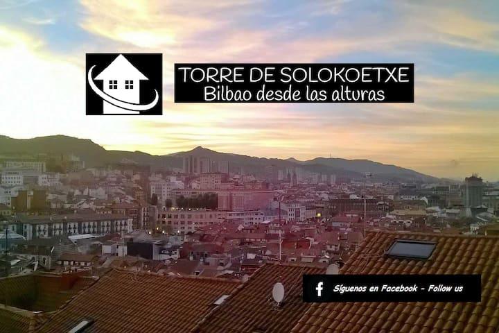 Alojamiento en TORRE SOLOKOETXE License: LBI227