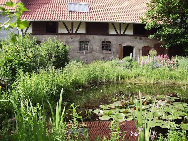 Historisches Landgut - Witzenhausen - Apartamento