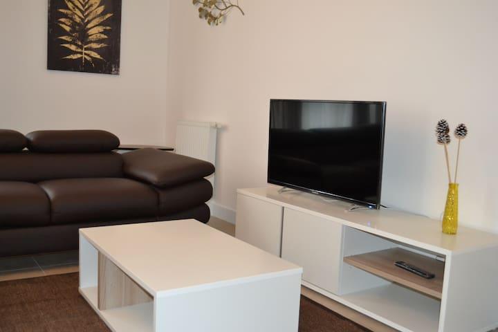 Appartement Spacieux, Très Calme et Fonctionnel - Fontainebleau - Leilighet