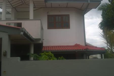 A specious, secured tranquil house - Kopiyawatta