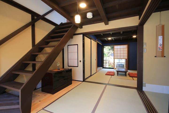 New!! Kanazawa Traditional/Luxury Machiya 100years
