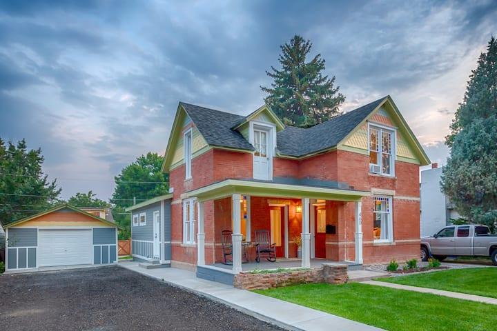 Historic Loveland Home