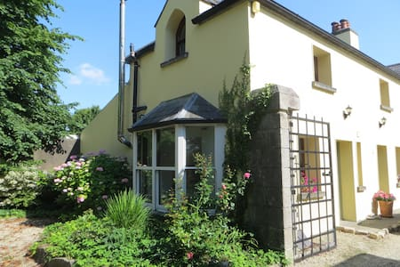 Charming converted coach house - Rathvilly - Huis