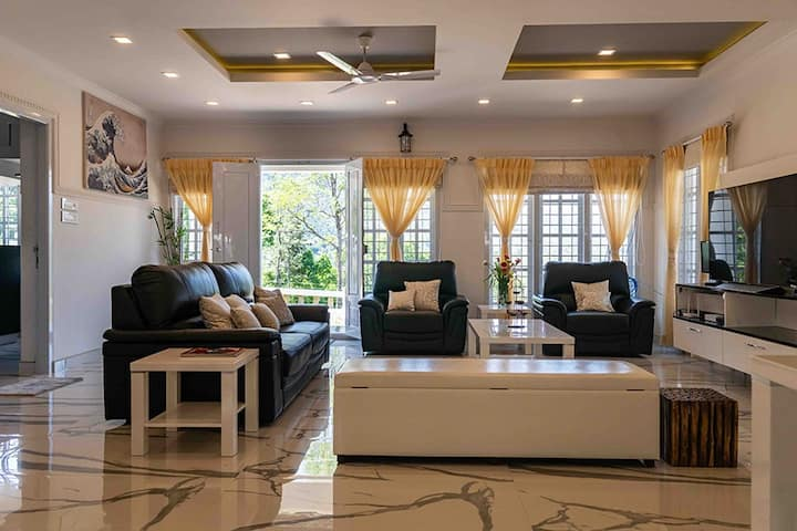 Aashirwaad Villa 1BR-DISINFECTED BEFORE EVERY STAY