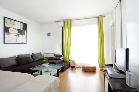 Entire appartment 5min Paris XVIIe  - Levallois-Perret - Appartement