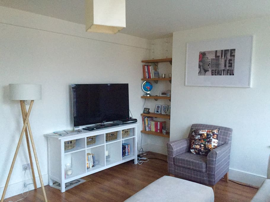 Large TV with Sky including Movies and Box Sets - watch Game of Thrones and much more