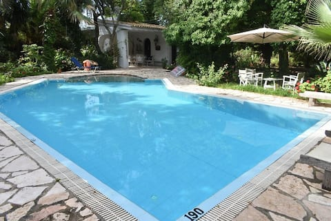 Villa Rena (Chalikounas, San Mattheo, Corfu)