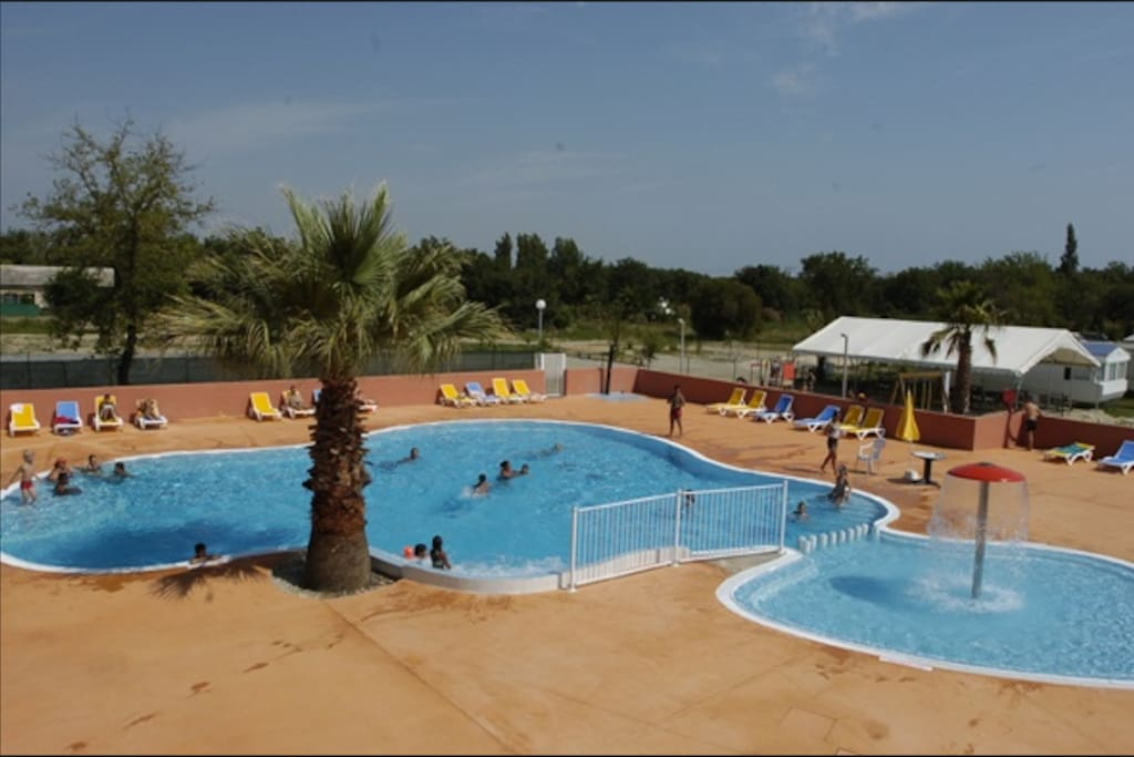 piscine, jacuzzi