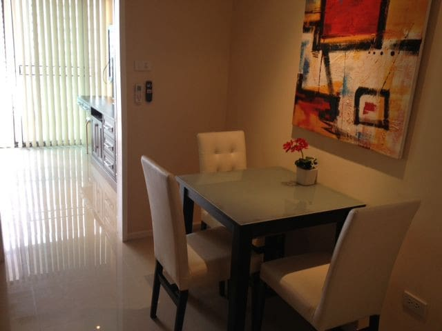 (683) View Talay 5C Studio Seaview - Pattaya - Appartamento