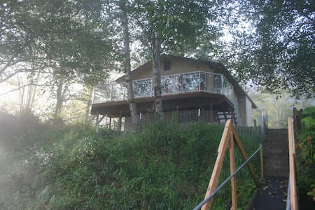 Siletz Riverhouse - Peaceful Haven  - Lincoln City - Cabin