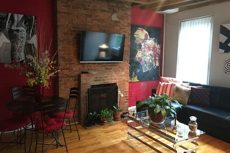 Warm, cozy room in the heart of the East Village
