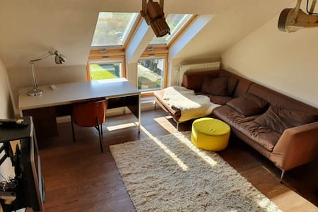 Cosy studio close to the centre of Leuven