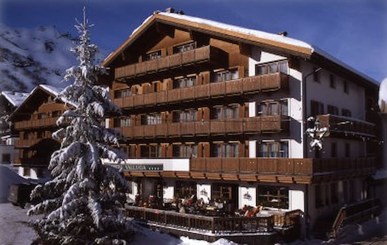 Superb apartment in Lech, Arlberg - Lech - Appartement