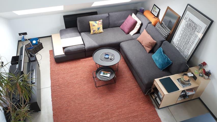 Modern Penthouse - Zone 2