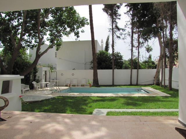 Villa DiCharme con piscina Hammamet - Hammamet Sud - Casa