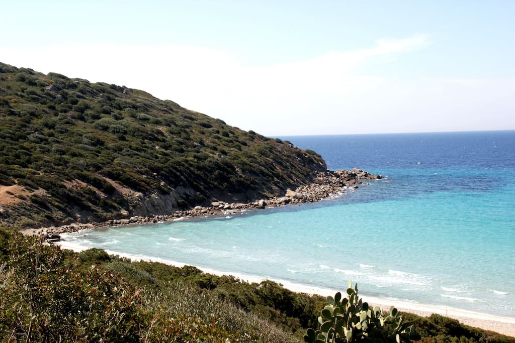 Spiaggia Torre delle Stelle