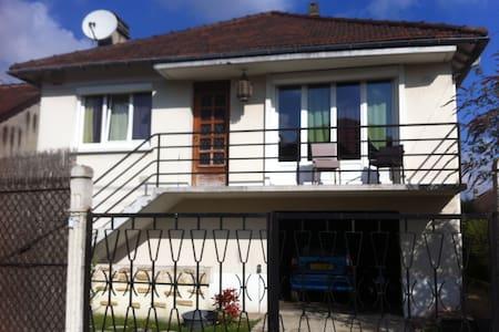 Belle Maison Familiale agréable - Villeparisis - Ev