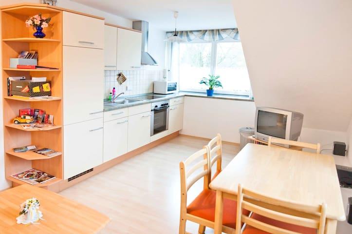 WG 1  Küchenbereich