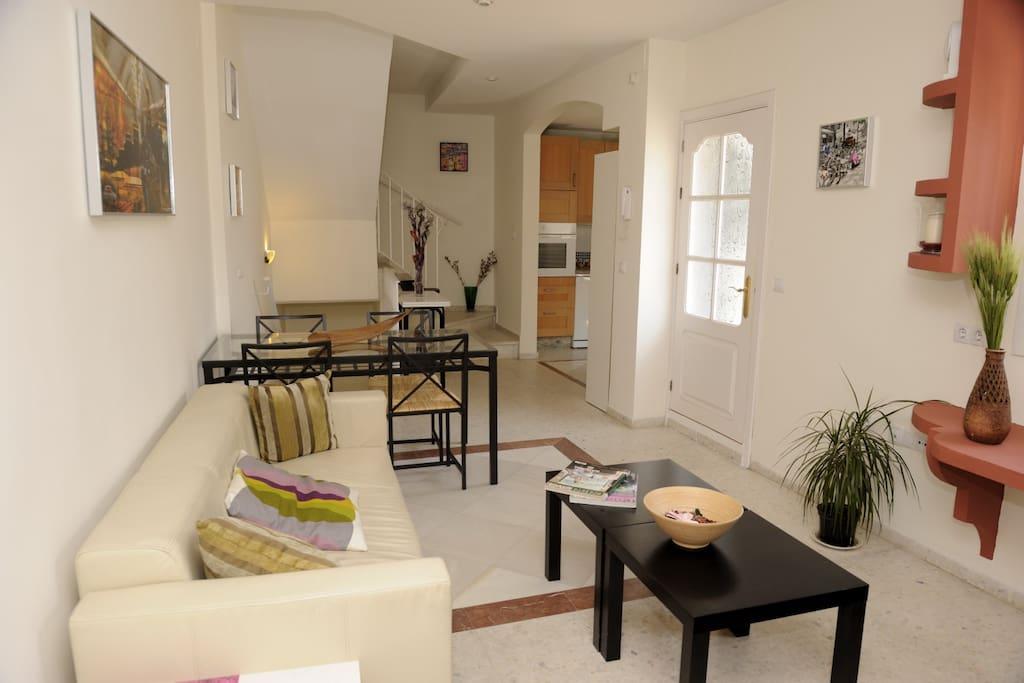 tres dormitorios centro y terraza apartamentos en