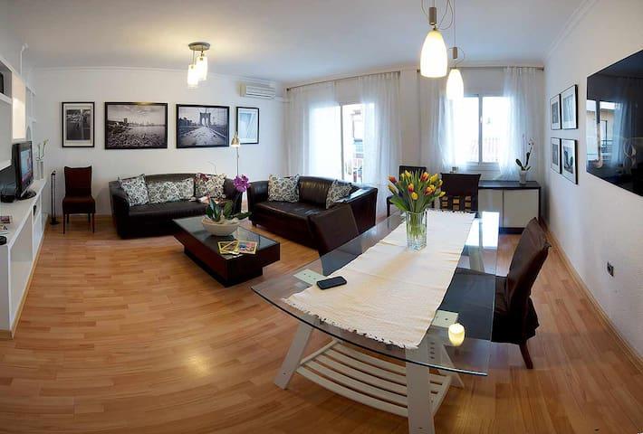 Schickes Appartment am Strand - Fuengirola - Wohnung