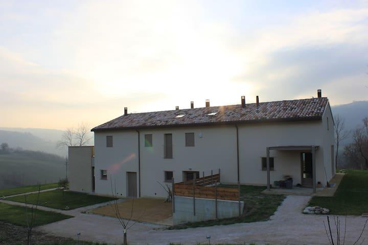 La Gualchiera Room and Breakfast - Montefiore Conca