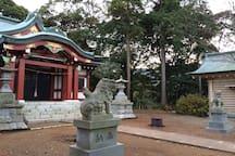 Wadaki Shrine