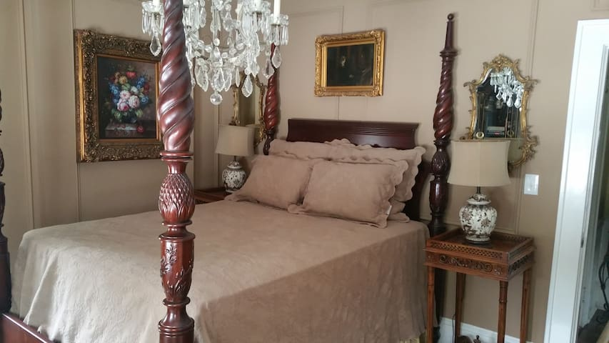 Johnson Bedroom - Gastonia - Bed & Breakfast