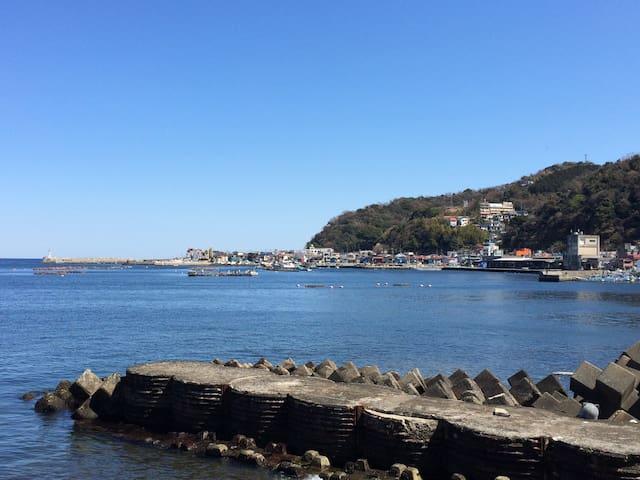 Ajiro Fishing Port
