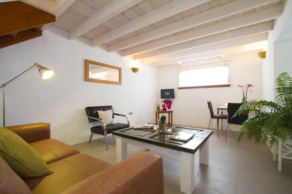 Bermejo Apartment Living Room