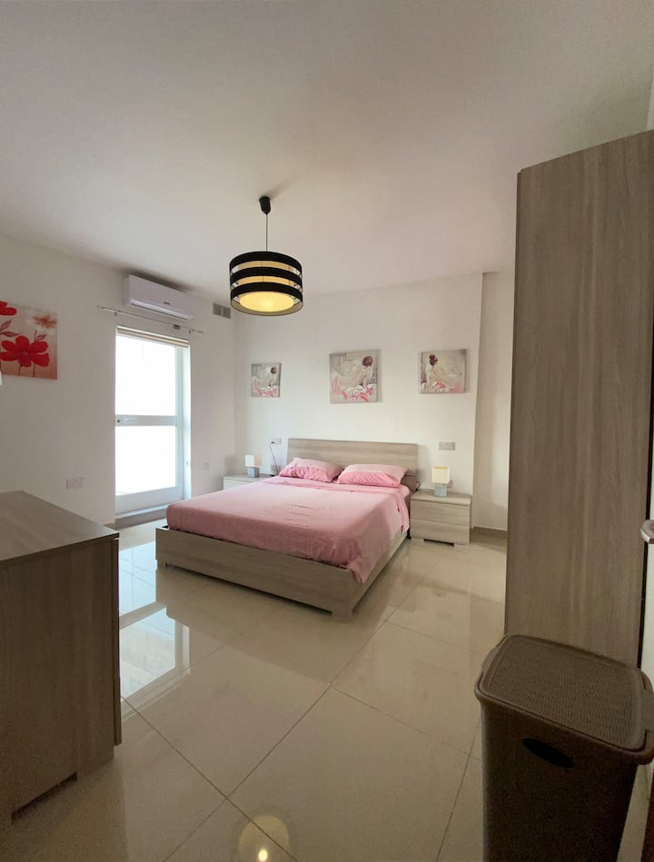 Sliema Double room with terrace