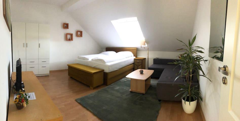 Apartmenthaus am Bahnhof Apartment 4