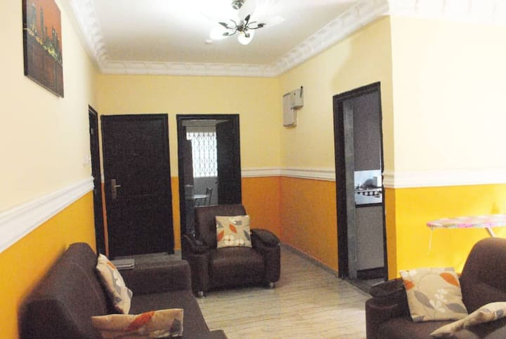 Nicely Furnished Room for Rent in Accra - Room 3